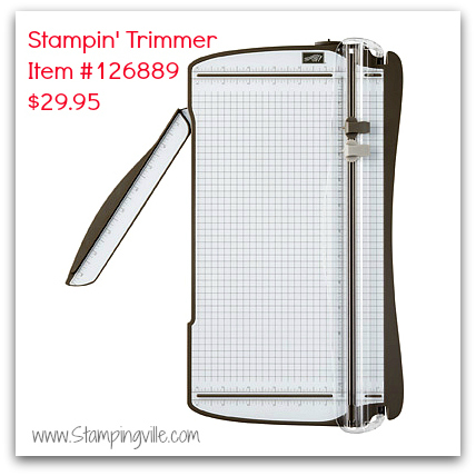 Stampin' Up! Stampin' Trimmer - Portable Paper Trimmer