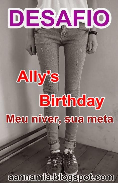 Desafio Ally's Birthday