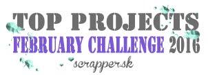 výhra vo februárovej challenge 2016