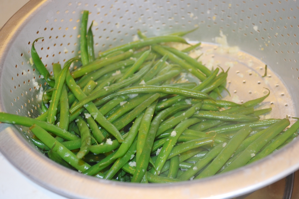 Lea's Cooking: French Green Beans Recipe