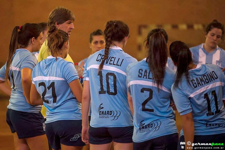 Argentina concentra en Mar del Plata para ODESUR | Mundo Handball