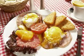 sarapan western