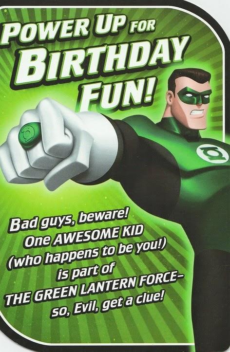 Moongem Comics 50th Birthday Bash 5 Green Lantern Doorknob Hanger