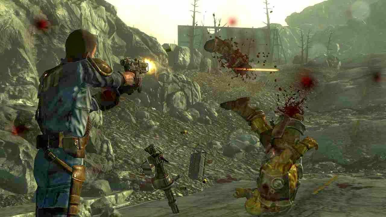 Gameplay Screenshots Fallout 3 Video Review