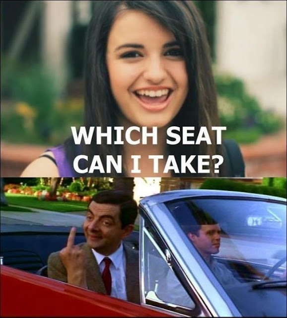 hilarious Mr.Bean photos
