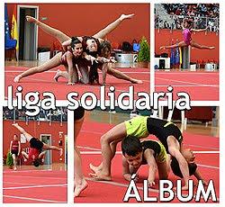 Liga Solidaria de Gimnasia Artística