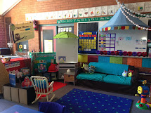 Kindergarten Classroom Library