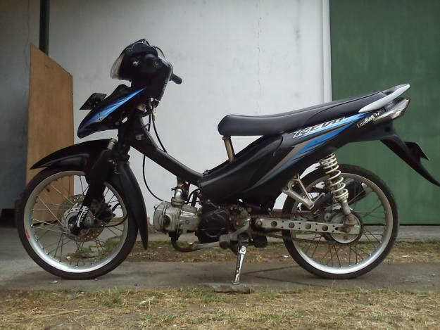 modifikasi revo 2008 modifikasi honda revo 110cc modifikasi honda revo title=