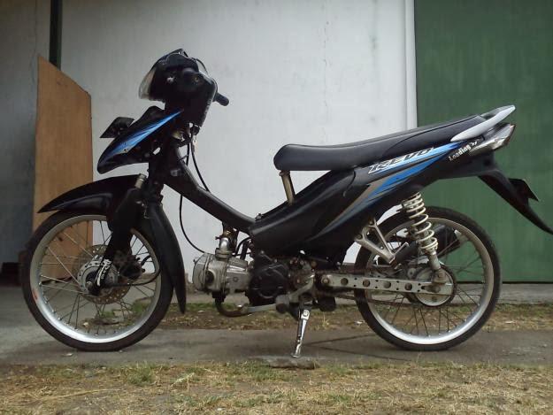modifikasi revo 2008 modifikasi honda revo 110cc modifikasi honda revo title=
