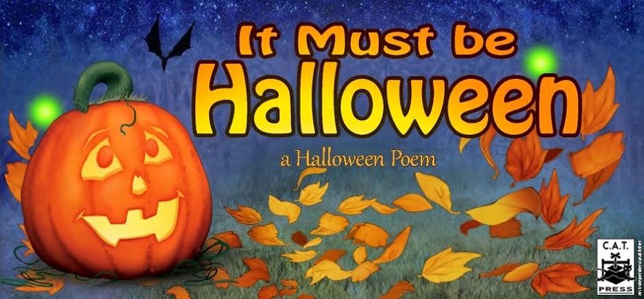 It Must be Halloween