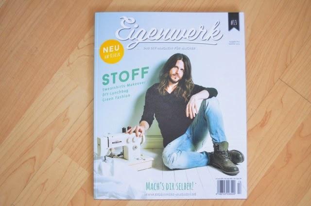 Noriko handmade im Eigenwerk Magazin