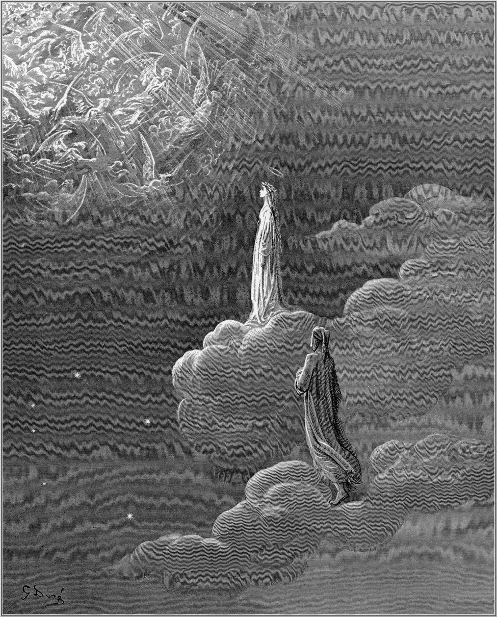 El fantástico artista extraterrestre Gustave Doré