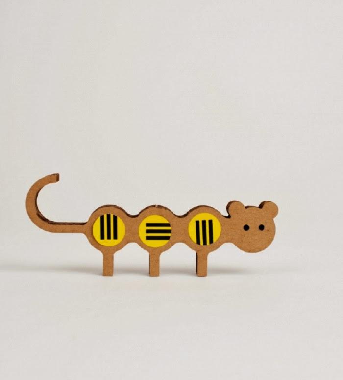 milimbo cardboard animal
