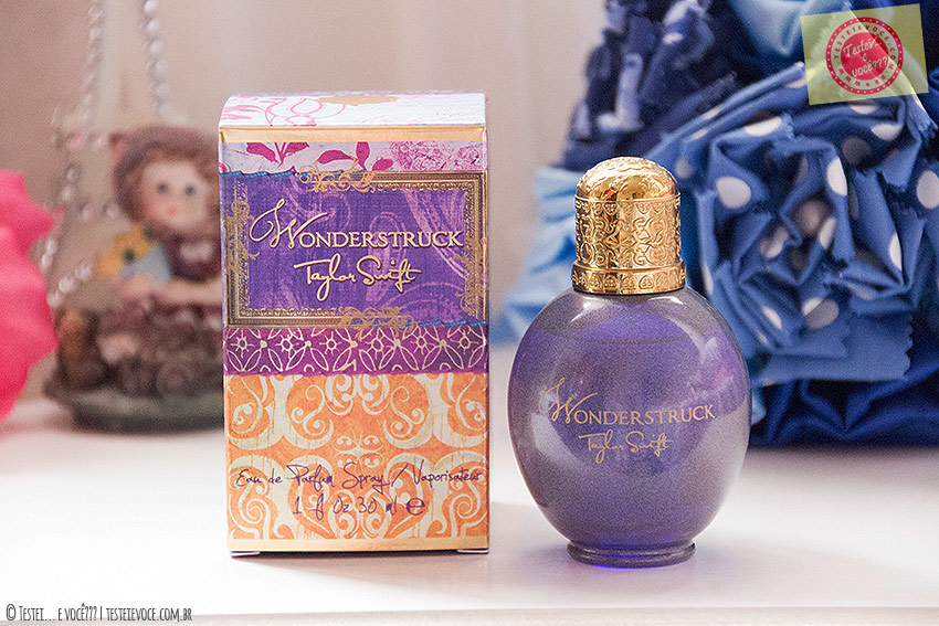 Perfume: Wonderstruck – Taylor Swift