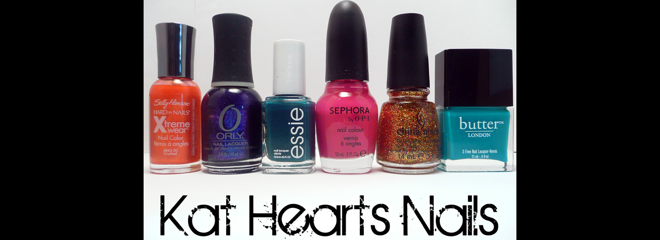 Kat Hearts Nails