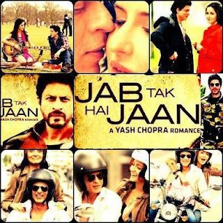 Download Jab Tak Hai Jaan (2012) Watch Online Free DVDRip
