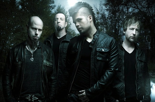 Drowning Pool - band