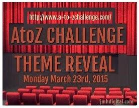 AtoZ Theme Reveal