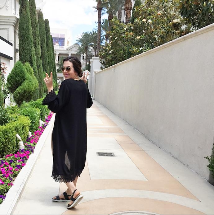 Forever 21 kimono fashion blogger