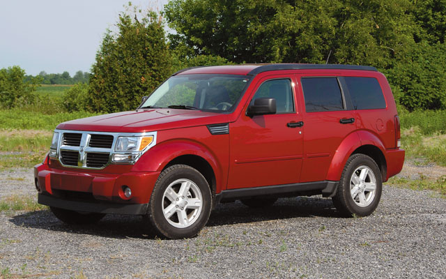2008 Dodge Nitro Owners Manual Pdf