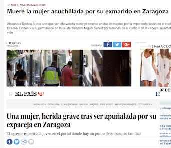 MURIÓ AL DÍA SIGUIENTE DE LA AGRESIÓN