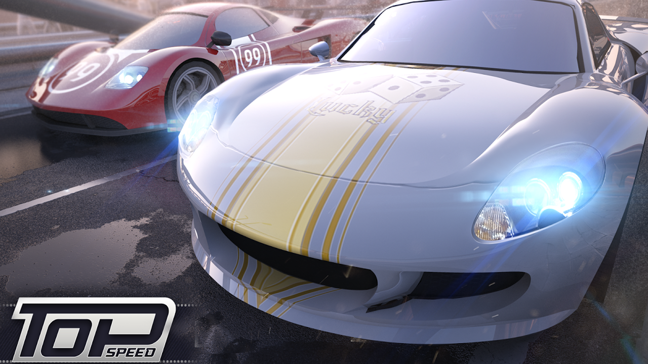 Top Speed: Drag & Fast Racing Gameplay IOS / Android