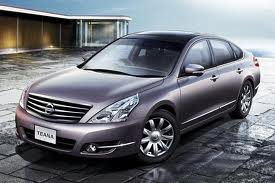 2012 Nissan Teana Cars Photo