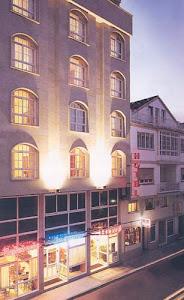 Hotel Jucamar Cangas