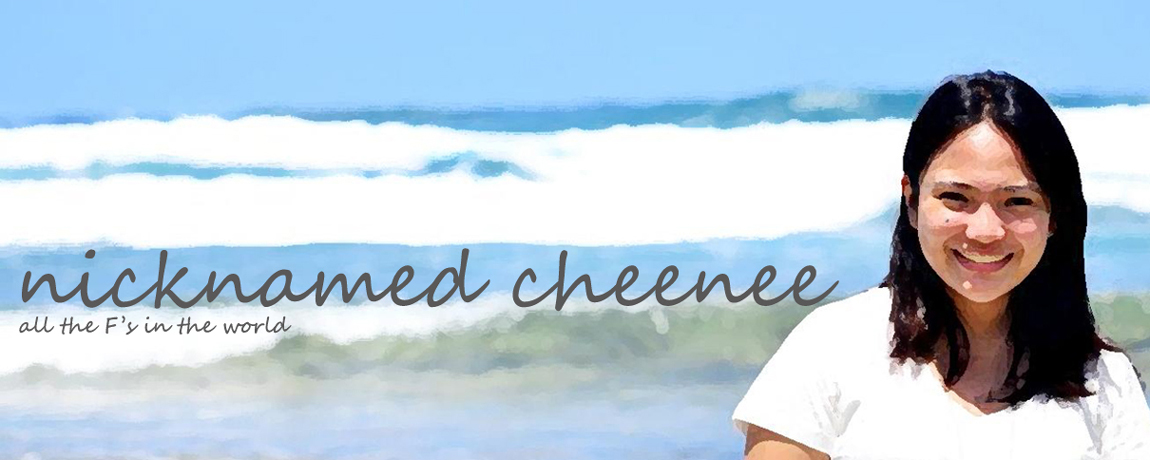 nicknamed cheenee