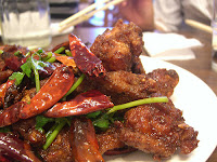 Chinese Chilli Chicken