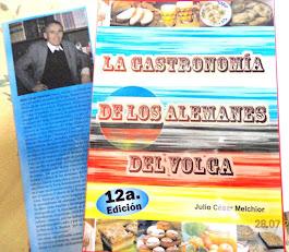 """Libro """"La gastronomía de los alemanes del Volga"""""""
