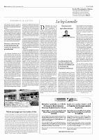 La ley Lassalle