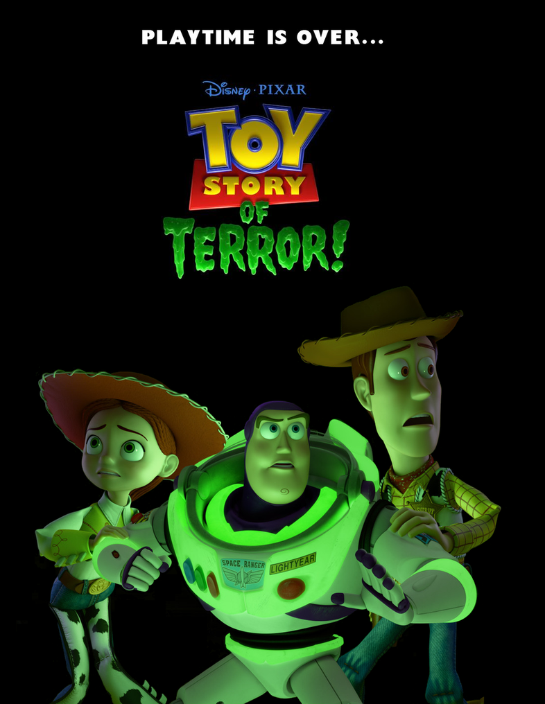 Ver Toy Story Of Terror Online