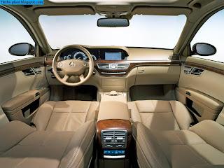 Mercedes cls 500 interior - صور مرسيدس cls 500 من الداخل