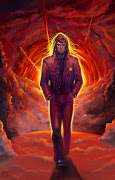 Randall Flagg by Clayman 84 (randall flagg by clayman )