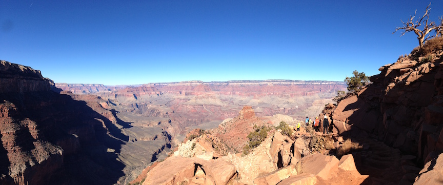 Grand Canyon National Park Hiking