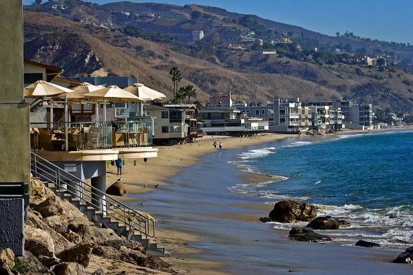 to do in l a for free sunbathing in malibu california diaries