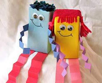 Juice Box Dolls