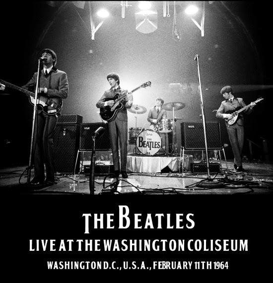 The Beatles - Live Washington Coliseum 1964 ... 41 minutos