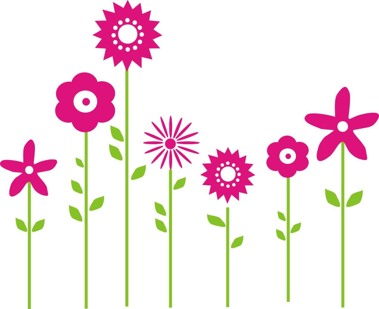 Dibujos De Flores Para Decorar Decoracin Del Hogar Prosalocom