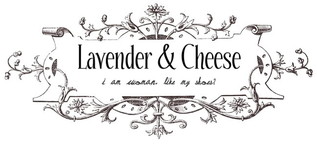Lavender and Cheese