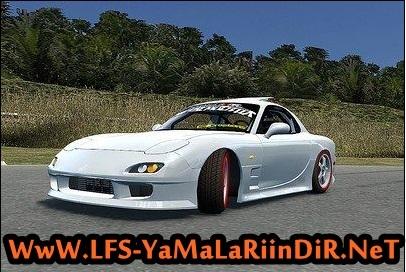LFS - Mazda Rx7 Yaması - Lfs Yamaları İndir | Oyun Yamaları