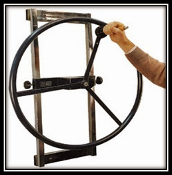rueda marina,fisioterapia