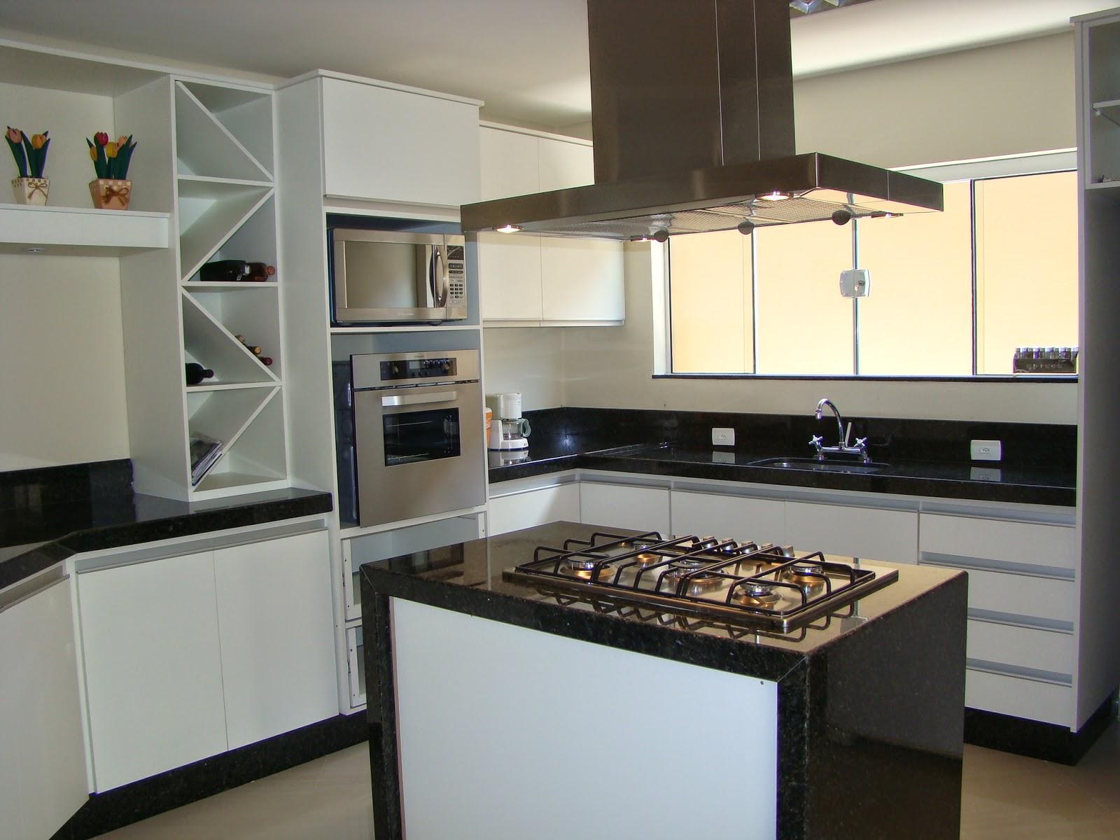 Cozinha Ilha Gourmet Beyato Com V Rios Desenhos Sobre Id Ias De