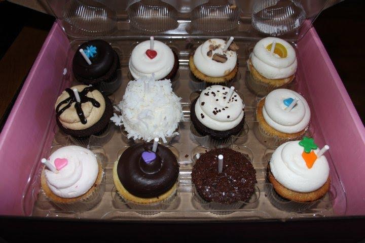 gourmet cupcakes shipped
