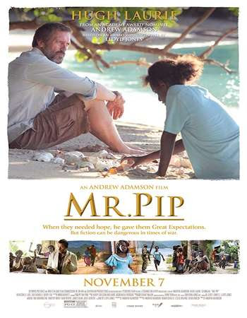 Poster Of Mr. Pip In Dual Audio Hindi English 300MB Compressed Small Size Pc Movie Free Download Only At beyonddistance.com