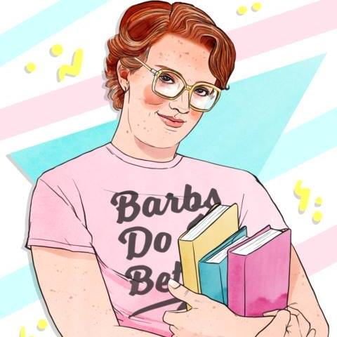 Barb is My Hero.