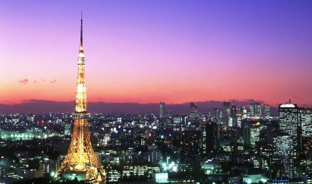 Tempat Wisata Terbaik di Jepang - Menara Tokyo