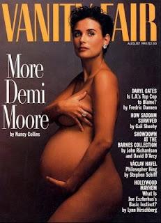 Demi Moore bugil