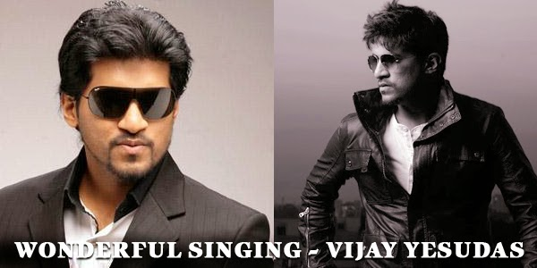 Listen to Vijay Yesudas Songs on Raaga.com